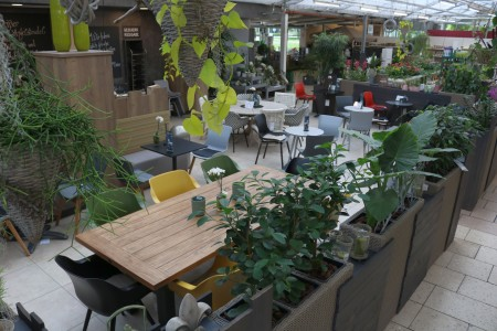 Gartencenter Hilgert   Café